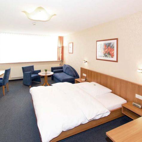 Junior Suite im Hotel Böhler