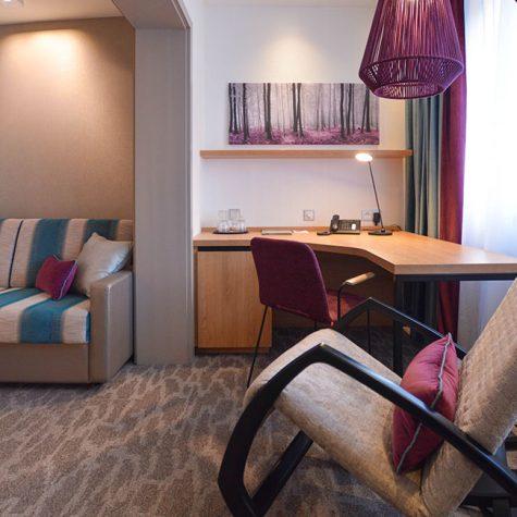 Hotel Böhler Böblingen Junior Suite